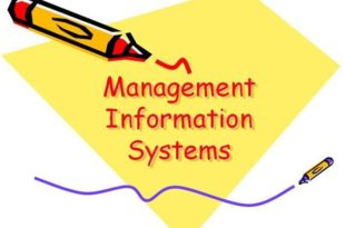 Management Information System and its Role in Telecommunication Companies in Yemen