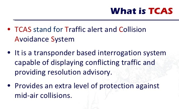 Traffic Collision and Avoidance System