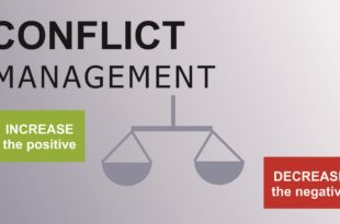 What is Conflict Management