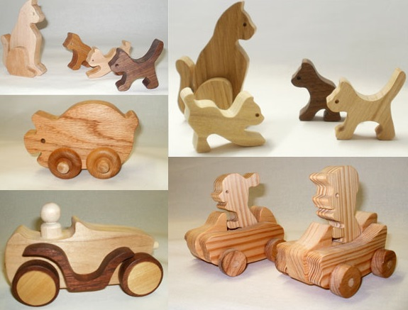Wooden Toys Business Plan