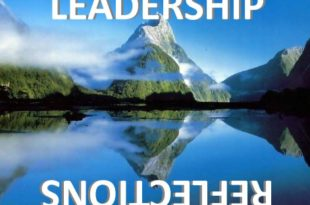 Leadership Reflection Paper