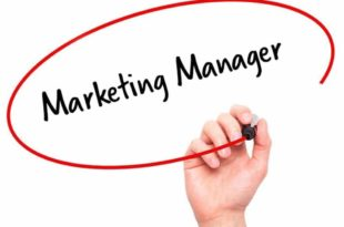 Marketing Manager Career Planning