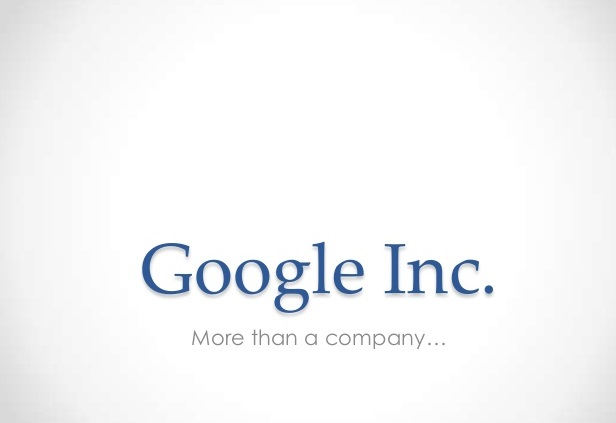 Google Strategic Human Resource Management Project