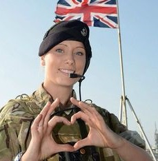 Role of Women in Armed Forces of Britain United Kingdom