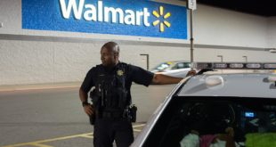Walmart's Crime Problems and Police Involvement Summary