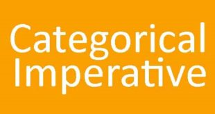 Ernie DeLuca Case Categorical Imperative