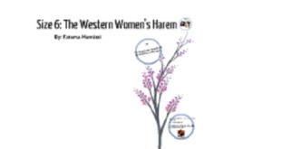 Size Six The Western Women's Harem Summary