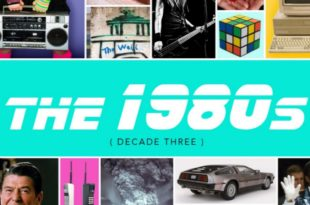 The Decades of 1980s