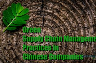 Green Supply Chain Management Practices in Chinese Companies