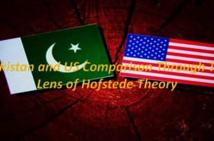 Pakistan and US Comparison Through The Lens of Hofstede Theory
