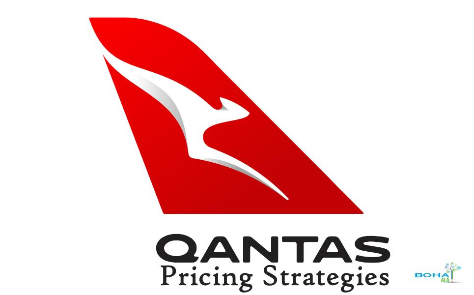 Pricing Strategies of Qantas Group