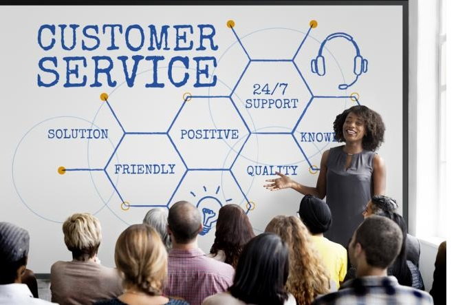 Training Of Employees For Customer Service In Retail