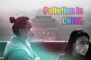 Two Different Media Perspective about Increasing Pollution in China