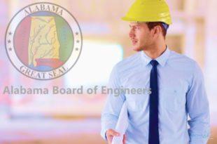 Alabama Engineering Licensing Board Requirements