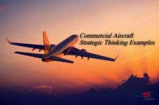 Commercial Aircrafts Strategic Thinking Examples