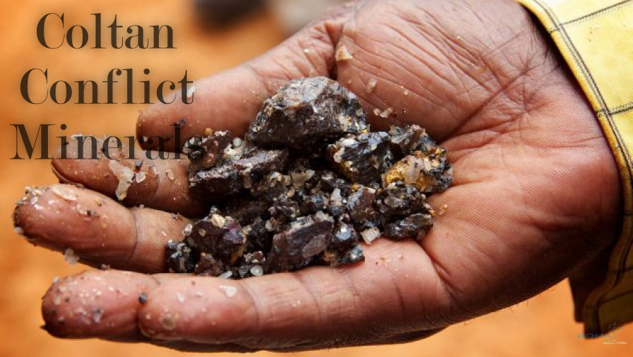 Minerals Conflict in Global Supply Chain