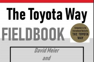 The Toyota Way Fieldbook Summary
