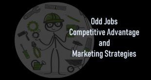 Odd Jobs Competitive Advantage and Marketing Strategies Summary