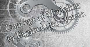 Concept of Modeling in Engineering System Article Summary