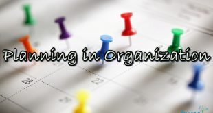 Importance of Planning in Organization
