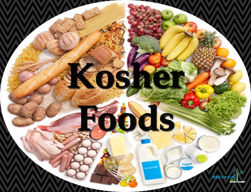 Kosher foods