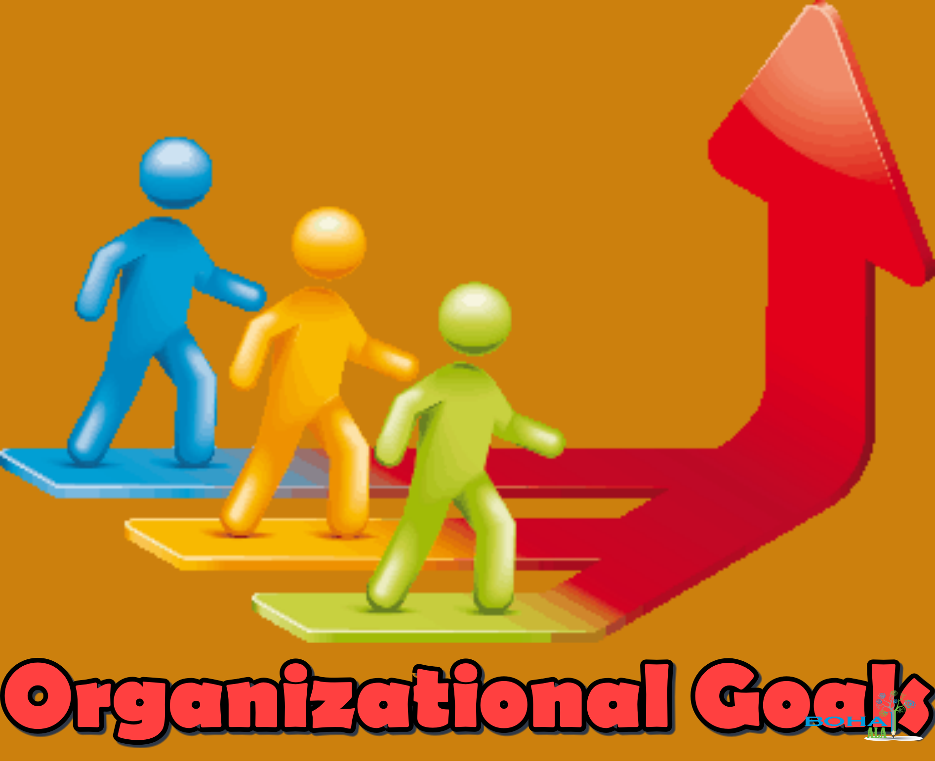 Organizational Goals by Organization Strategy