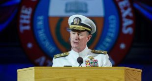 Admiral William McRaven Speech