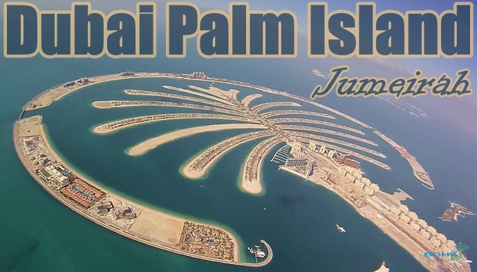 Dubai Palm Island Project Report