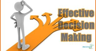 Effective Decision Making in Management