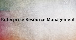 Enterprise Resource Management ERP Research Paper Example