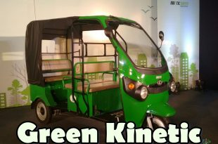 Green Kinetic India Marketing Strategy