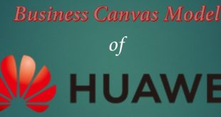 Huawei Business Canvas Model