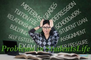 Problems Faced by College and University Students