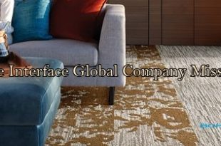 The Interface Global Company Mission