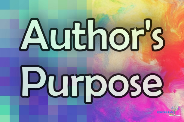 What is the Purpose of Author