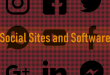 Social Sites and Software in The Modern World