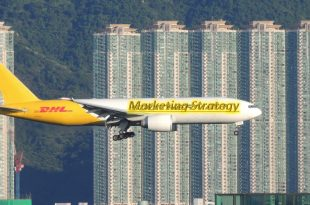 DHL Marketing Strategy Research Paper