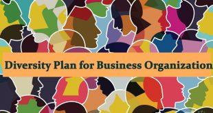 Diversity Plan for Business Organization
