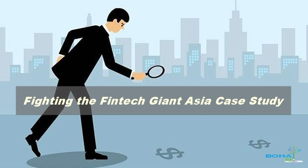 Fighting the Fintech Giant Asia Case Study Summary