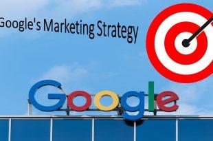Google's Marketing Strategy in UK