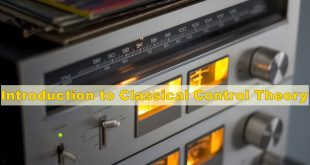 Introduction to Classical Control Theory