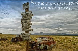 Pros and Cons of Arizona Immigration Law