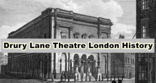 Drury Lane Theatre London History