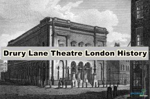 Drury Lane Theatre London History