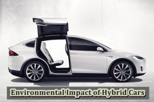 Environmental Impact of Hybrid Cars