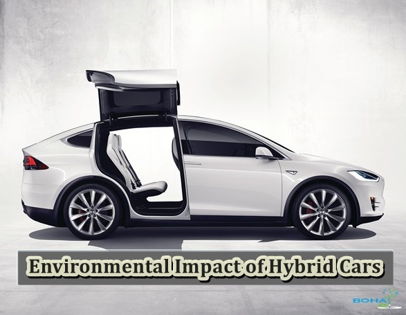 Environmental Impact of Hybrid Cars