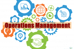 Importance of Operations Management