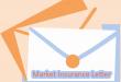 Market Insurance Letter Example