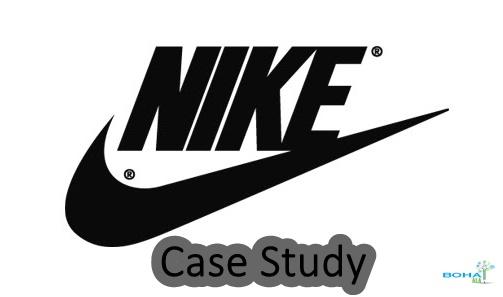 Nike Case Study Analysis Summary