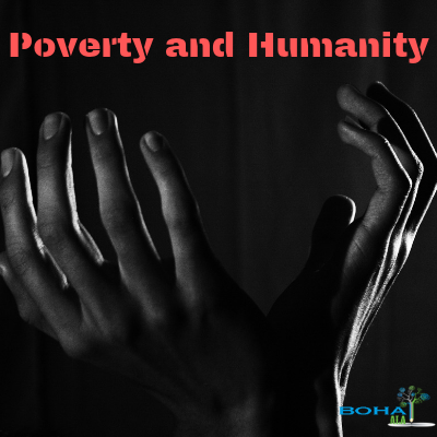 Poverty and Humanitarian Aid